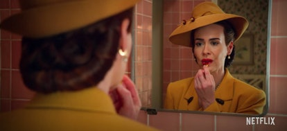 Sarah Paulson in Ratched.