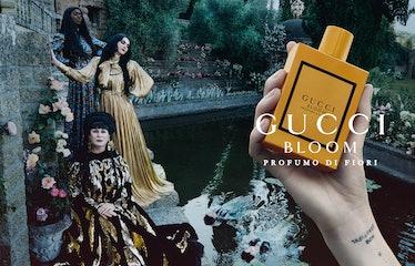 Gucci Bloom campaign