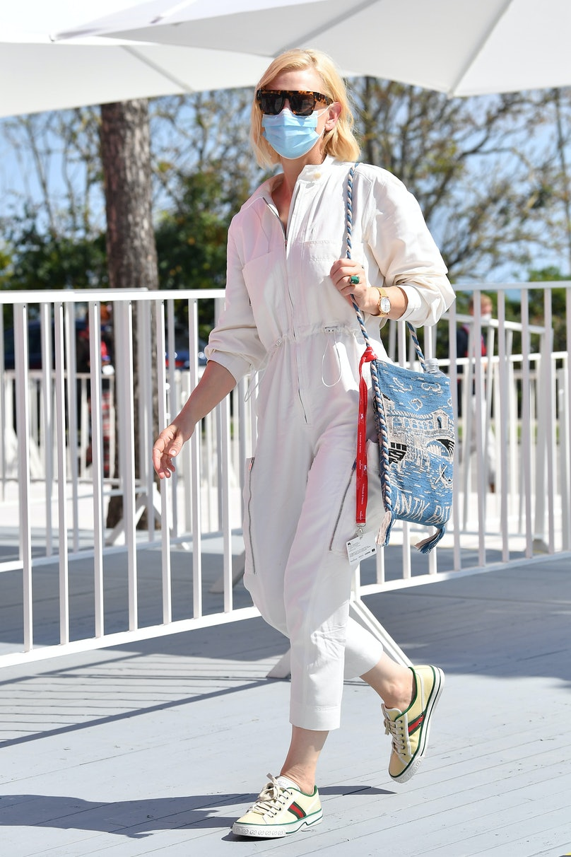 Cate Blanchett in Venice
