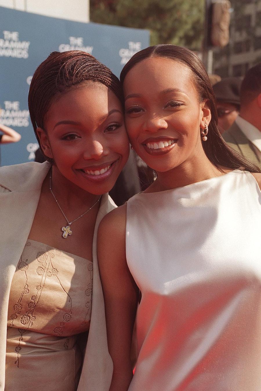 brandy and monica 1999 grammys