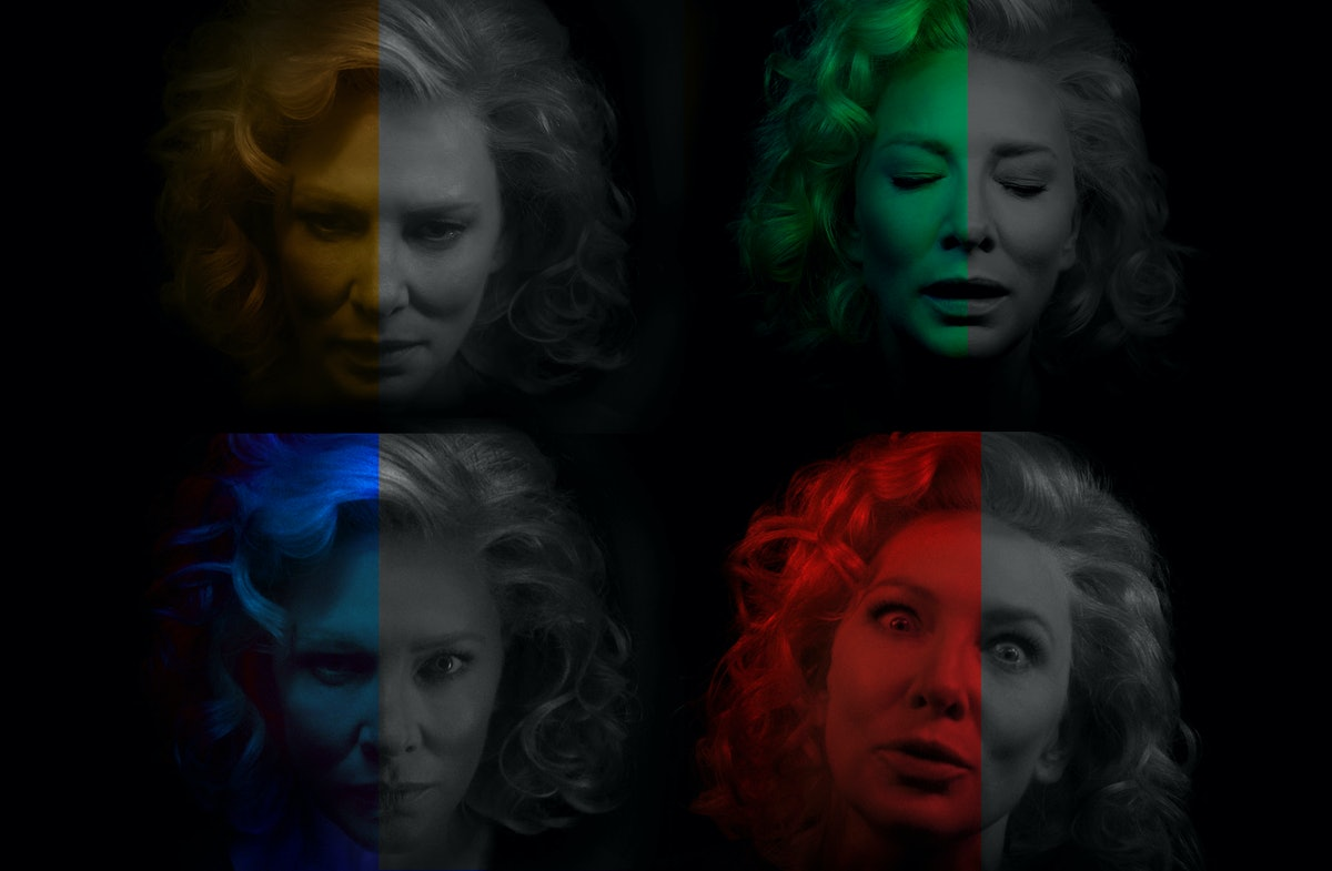 Four Cate Blanchetts