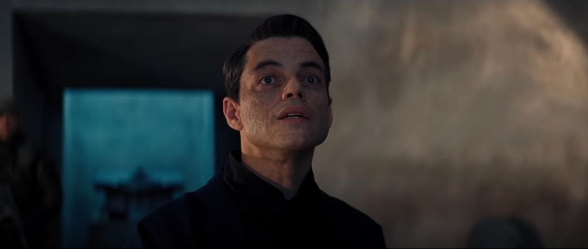 Rami Malik as Safin