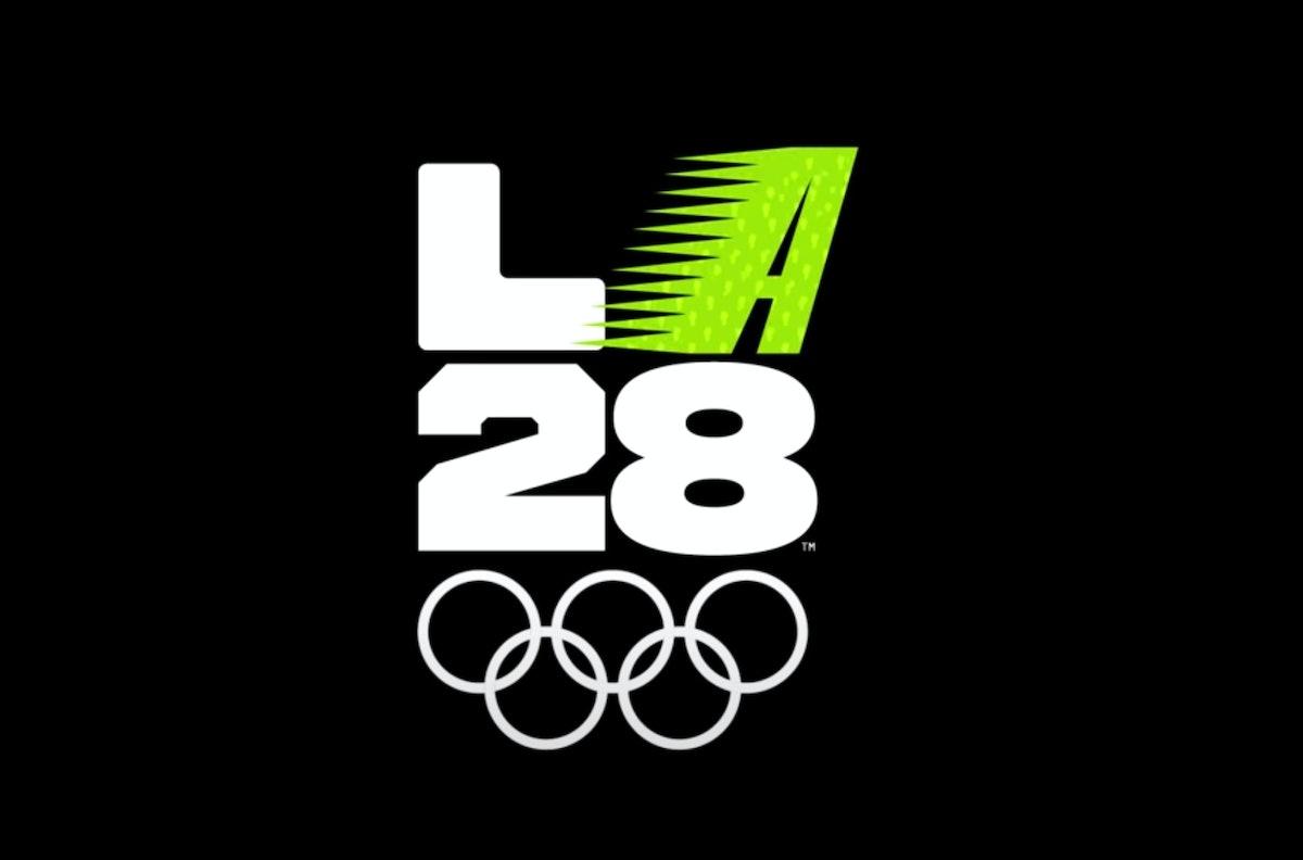 Billie Eilish's Olympics logo