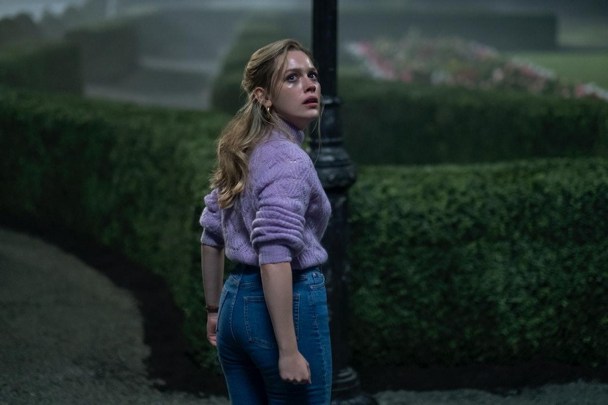 Victoria Pedretti as Dani in Bly Manor