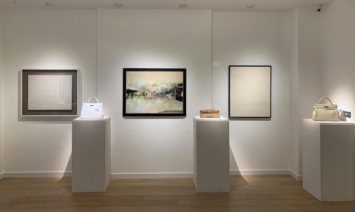 Installation view_The Art of Hermes_Omer Tiroche Gallery_3