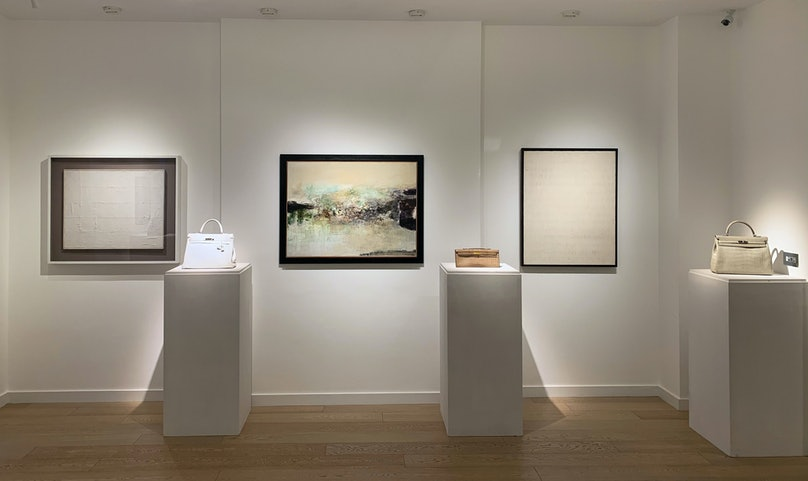 Installation view_The Art of Hermes_Omer Tiroche Gallery_3