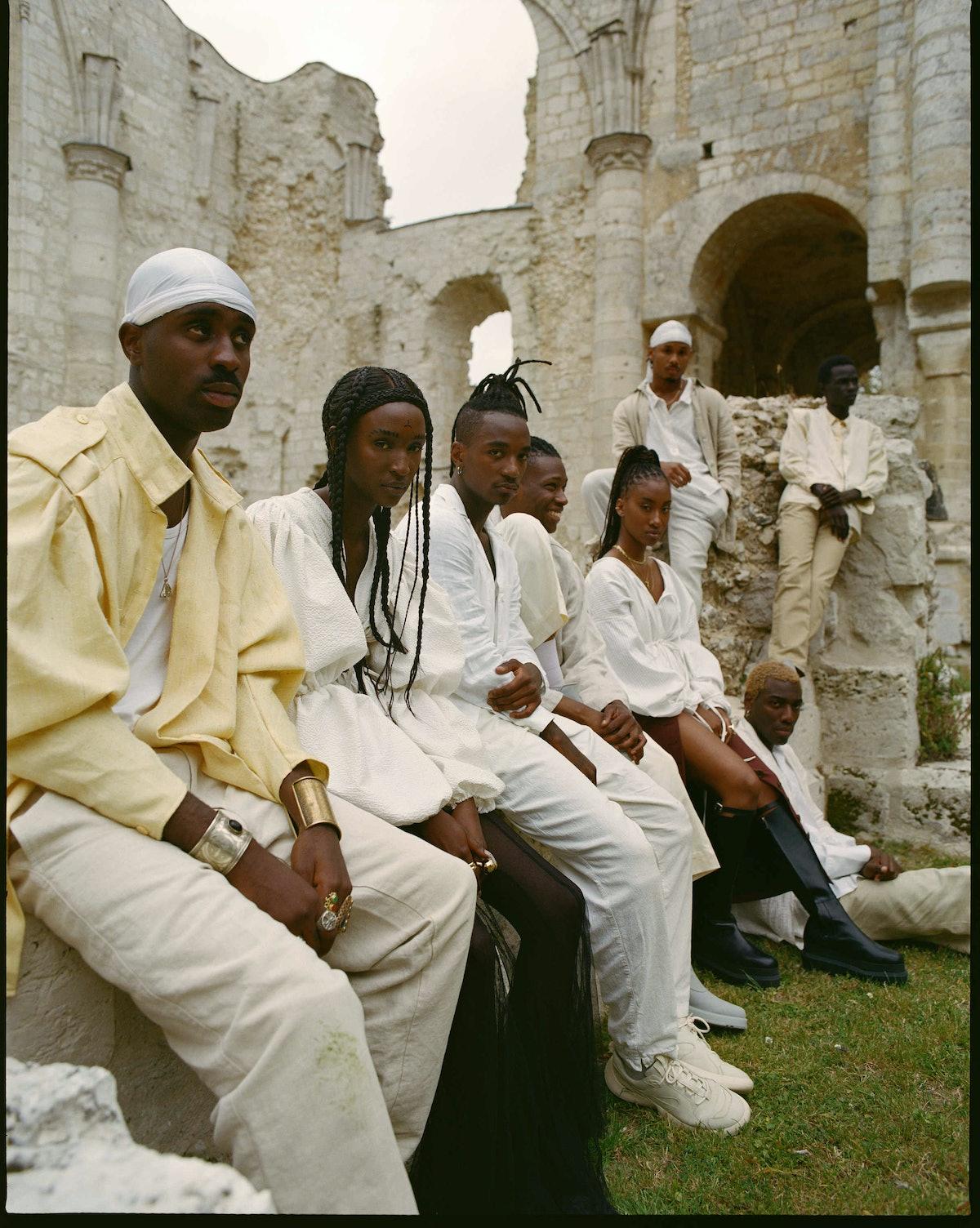 LOUS AND THE YAKUZA – AMIGO 1 – Credit Manuel Obadia Wills