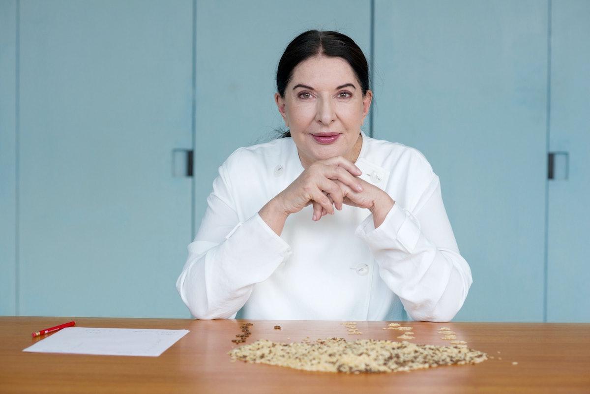 OPEN STUDIO-Marina Abramovic