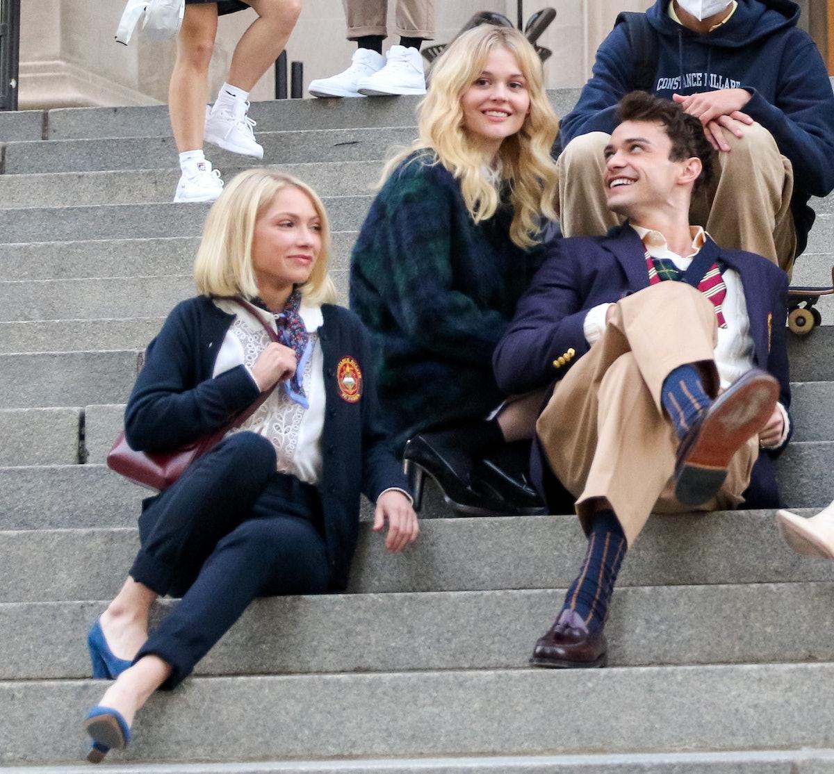 Celebrity Sightings In New York – November 10, 2020