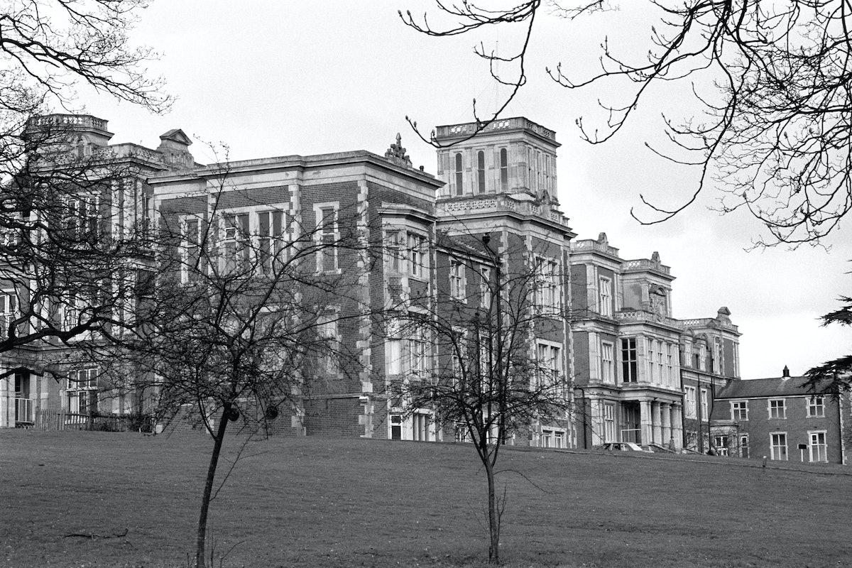 The Royal Earlswood Mental Hospital