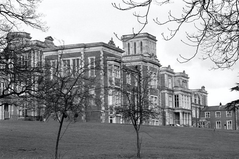 The Royal Earlswood Mental Hospital