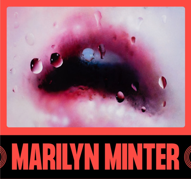 Marilyn Minter Card for Double Dutch charity