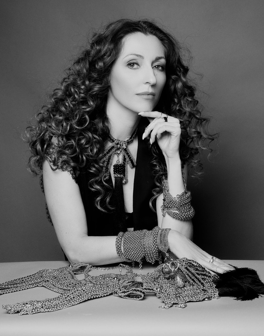 Saida Mouradova Object & Dawn designer