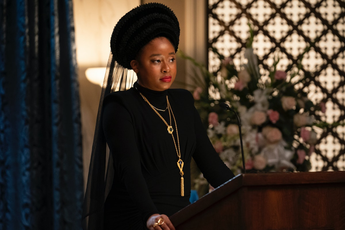phoebe robinson yearly departed eulogy