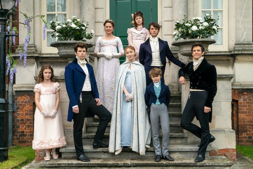 bridgerton family