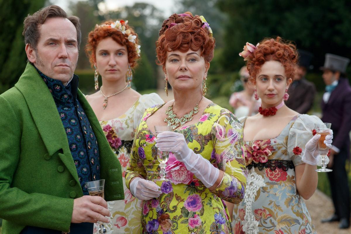 featherington family