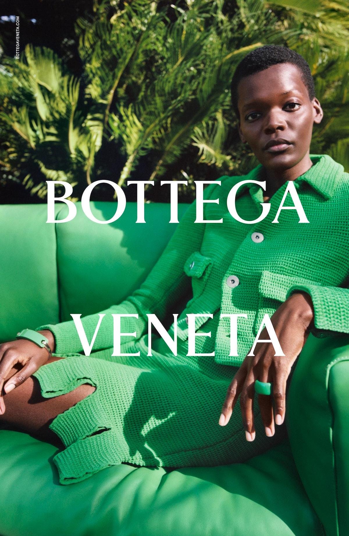 A Bottega Veneta campaign
