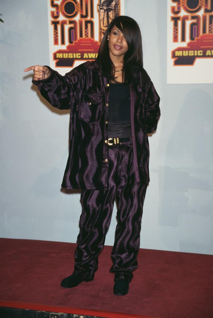 Aaliyah looking gr8