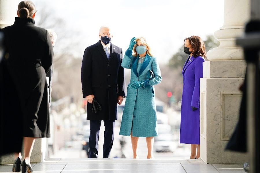 The Bidens ahead of the inauguration
