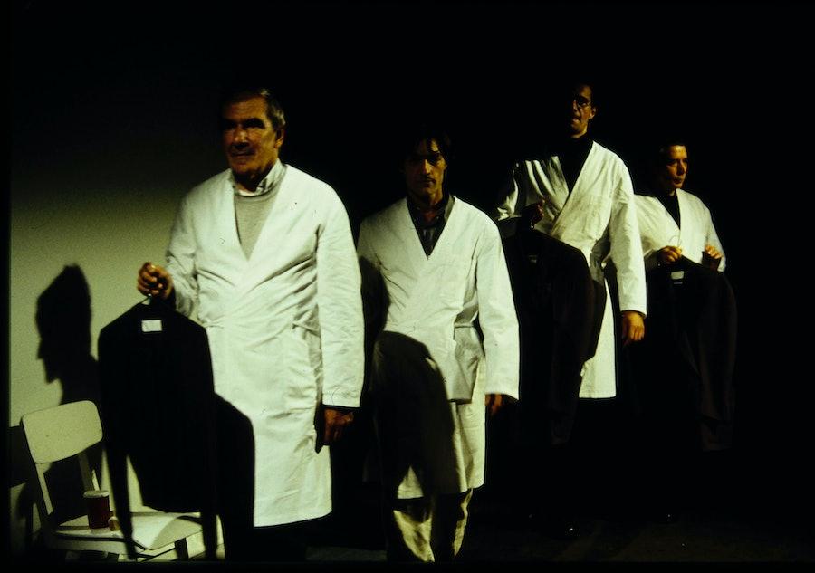 Spring 1998 Maison Martin Margiela show