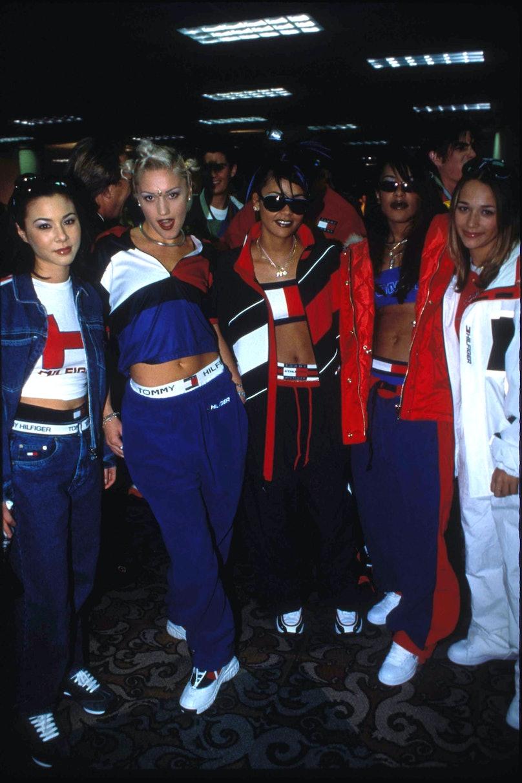 China Chow, Gwen Stefani, Kidada, Aaliyah, Rashida Jones