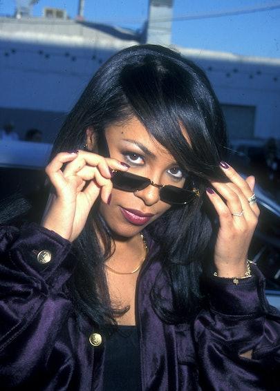 Aaliyah Soul Train Awards
