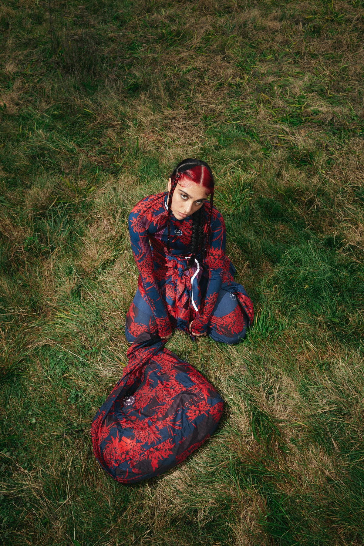 Lourdes Leon in a Stella McCartney campaign