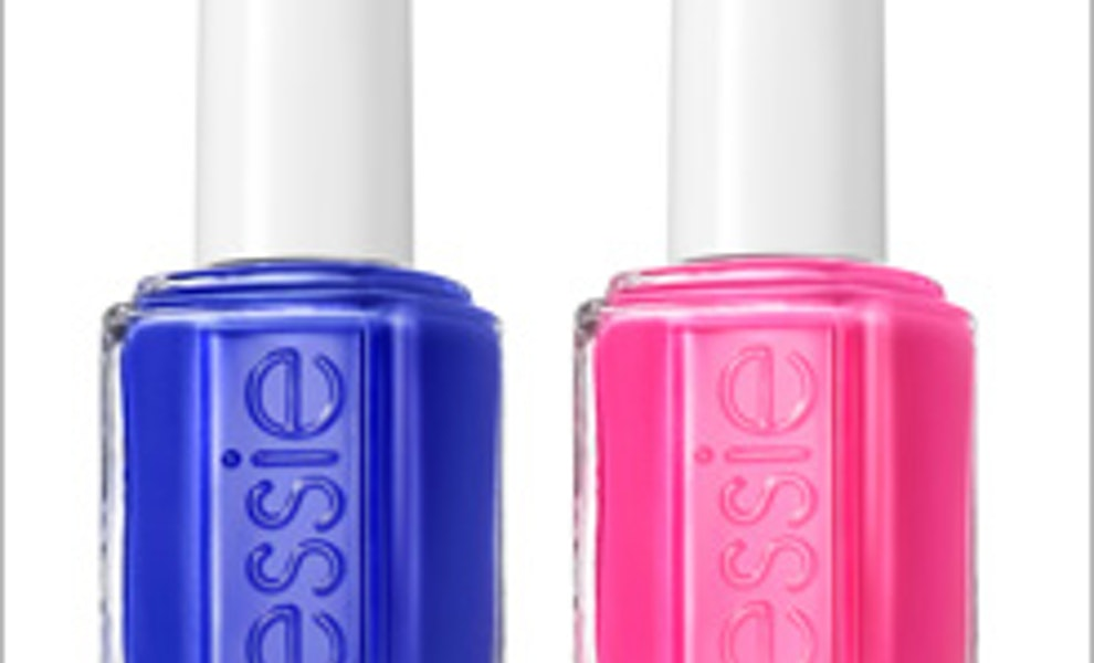 Essie\'s Neon Nail Polish is Pedicure Perfection