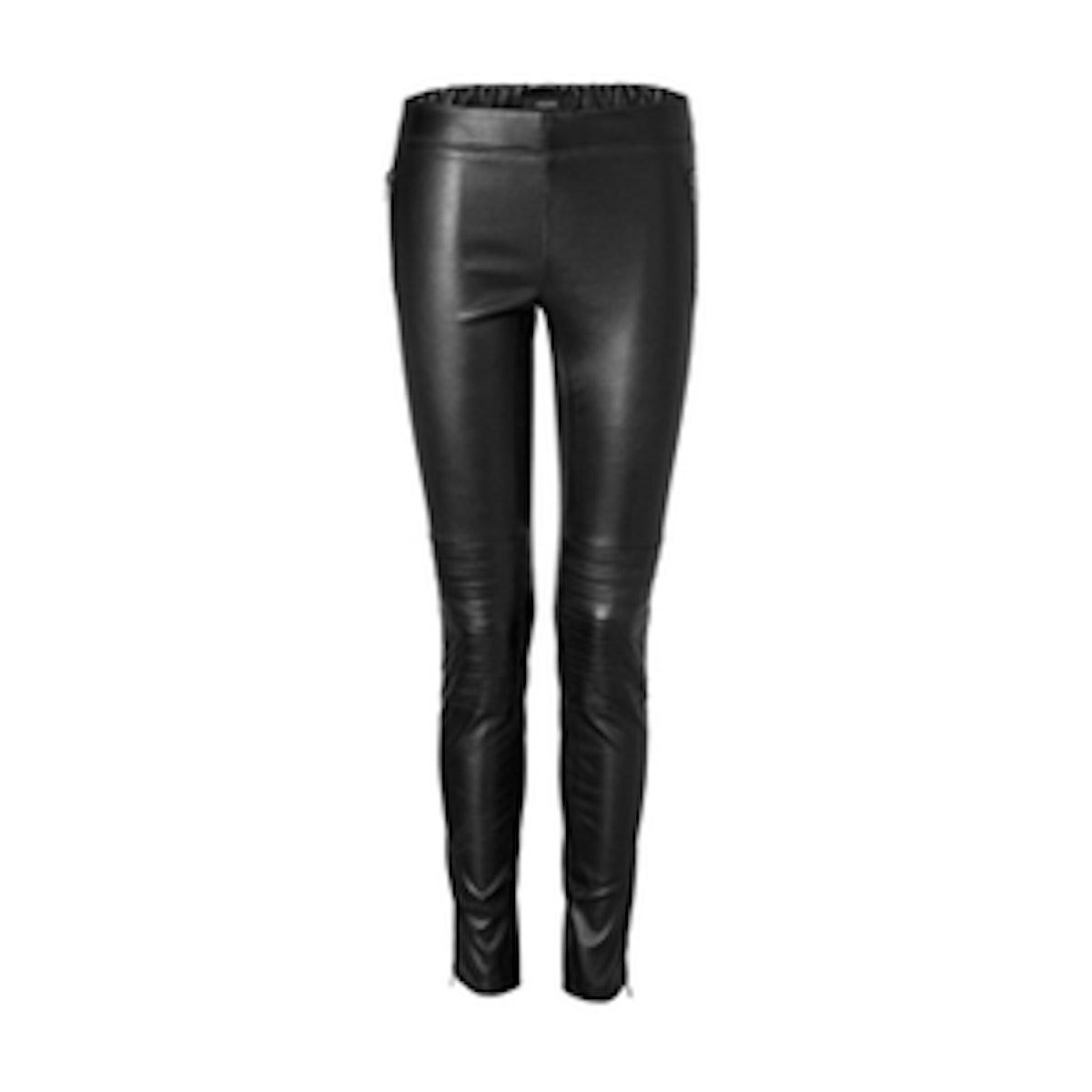Leather Angel Leggings