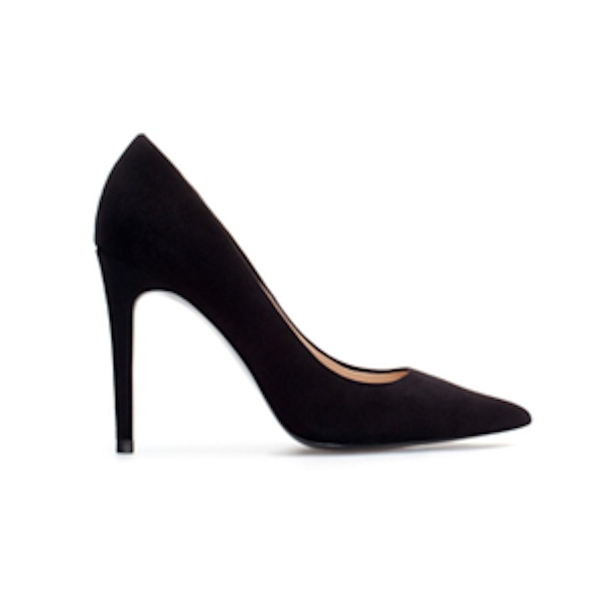 High Heel Court Shoe