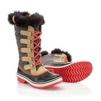 Tofino Herringbone Boots