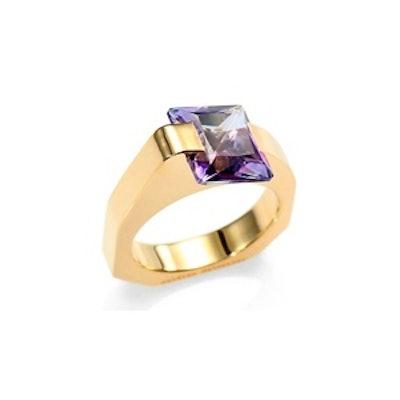 Princess-Cut Ring