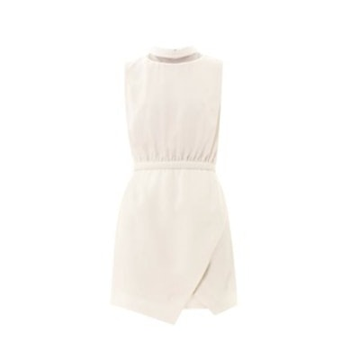 Wrap Skirt Dress