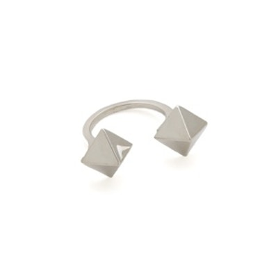 Double Stud Wrap Ring