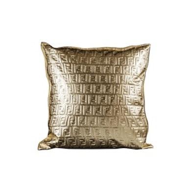 Metallic Pillow