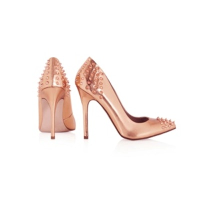 Studded Court Shoes