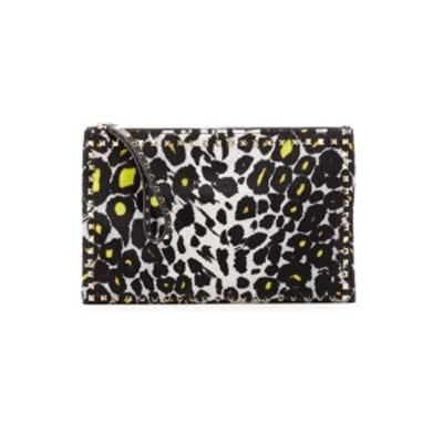Studded Zip Pouch