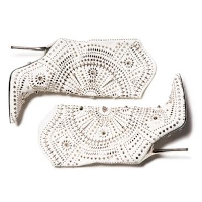 Embellished Stiletto Boot