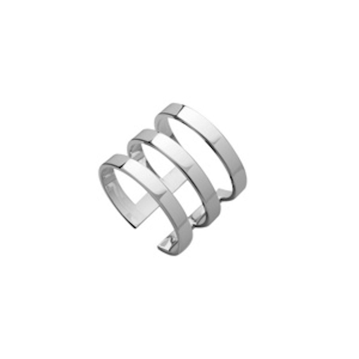 Yvette Three Band Ring