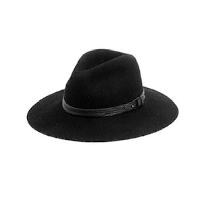 Fedora In Black