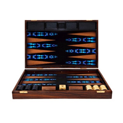 Butterfly Backgammon Set