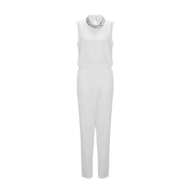 Jumpsuit In Ivory