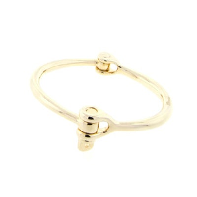 Reeve Gold Plated Cuff