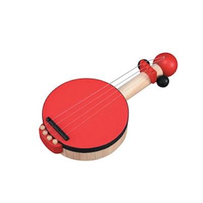 Wooden Banjo