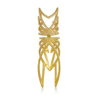 Wing-Hinged Ring