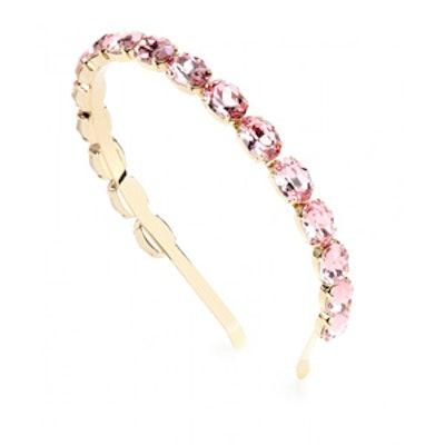 Crystal-Embellished Hairband