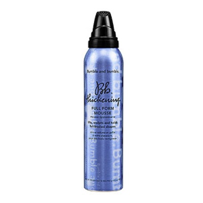 Thickening Full Form Mousse