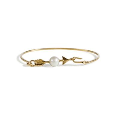 Pearl Cupid Bracelet