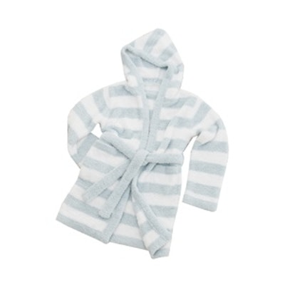 BambooChic Short Hooded Robe