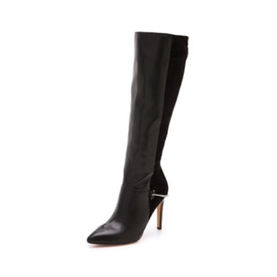 Mazie Point Toe Boots